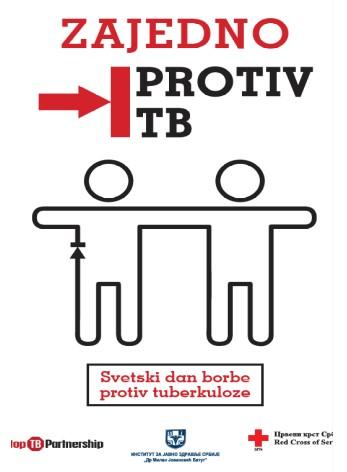 """Светски дан борбе против туберкулозе – """"Заједно против туберкулозе"""""""